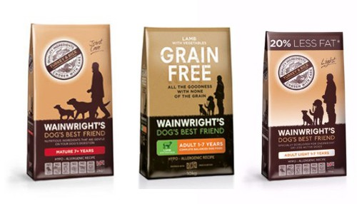 Wainwrights dog food