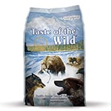 Taste of the wild grain free food