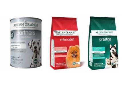 Arden Grange Dog Food 1