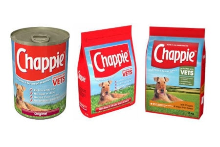 Chappie Dog Food 1