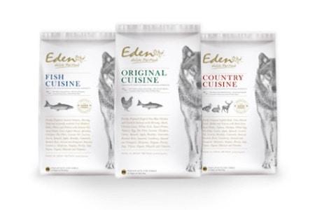Eden Dog Food 1