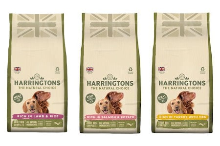 Harrington's Dog Food 1