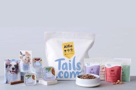 Tails Dog Food 1