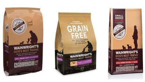 Wainwrights dog food reviewed