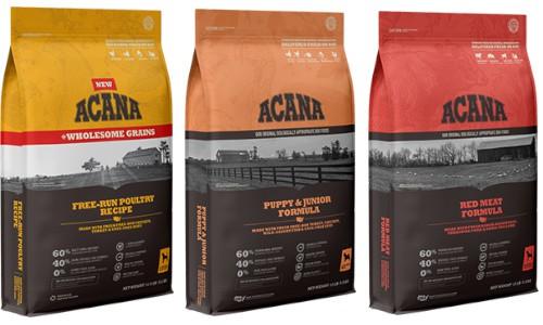 Acana Puppy Food Range