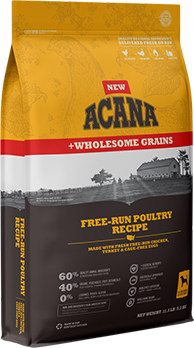Acana poultry for puppies recipe