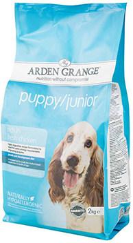 Arden grange junior puppy food