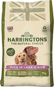 Harringtons lamb and rice