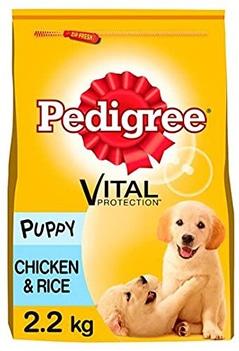 Pedigree dry puppy food