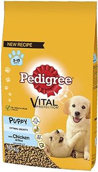 Pedigree vital food for puppies