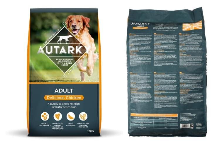 Autarky Dog Food Adult variant