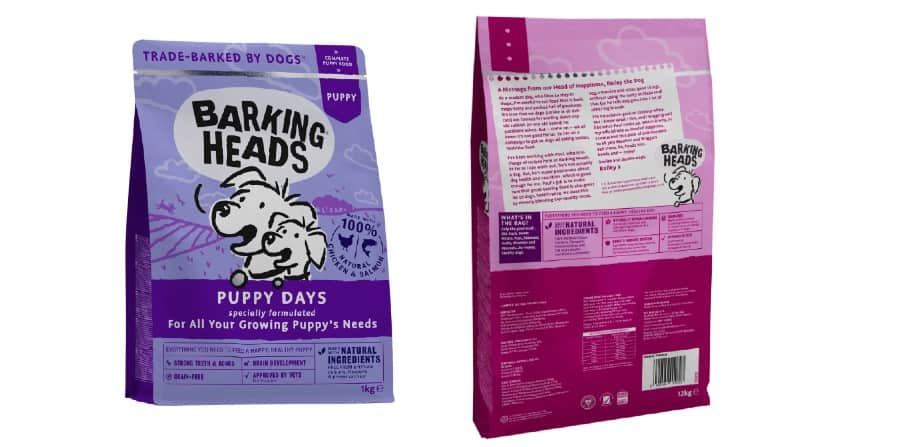 Barking Heads Dog Food
