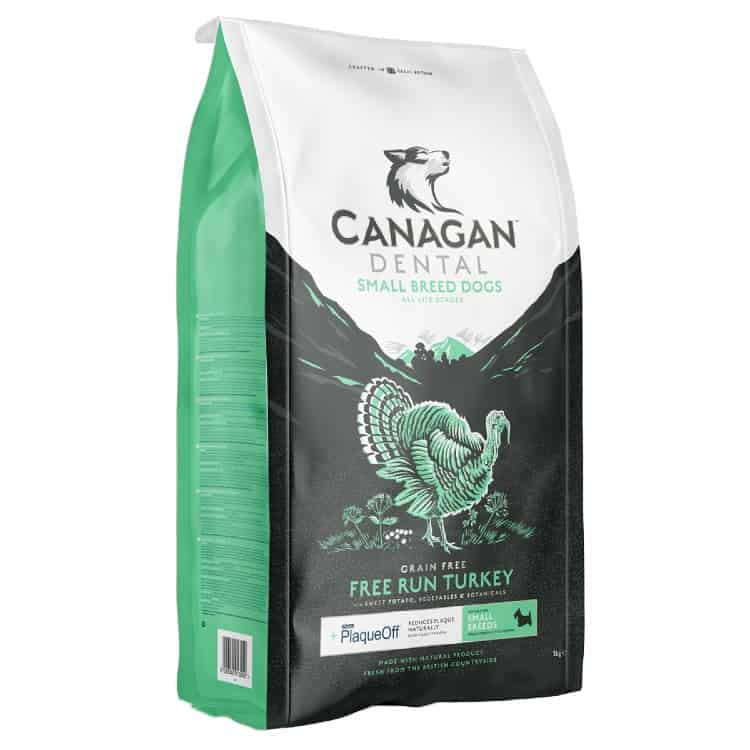 Canagan Dog Food Free Run Turkey variant
