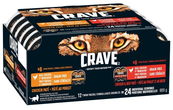 Crave Dog Food variant