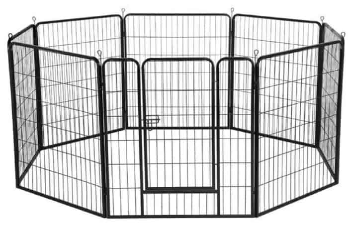 Display4top Heavy Duty Puppy Play Pen