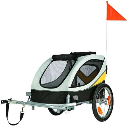 Friends on Tour Bicycle Trailer Medium