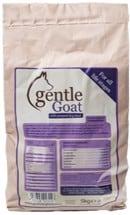 Gentle Dog Food Gentle Goat variant in pack