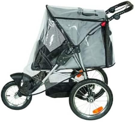 Karlie 31616 Sport Puppy Stroller