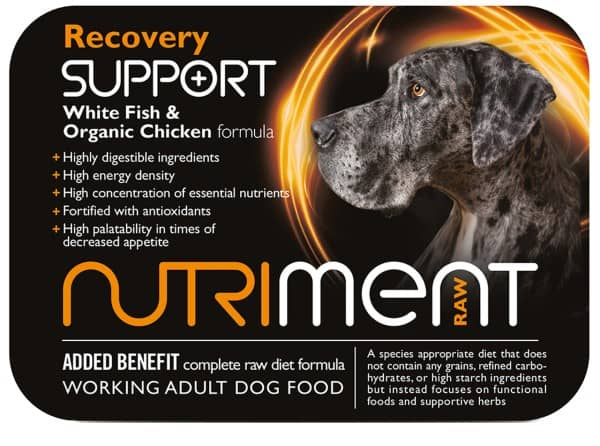 Nutriment Dog Food variant