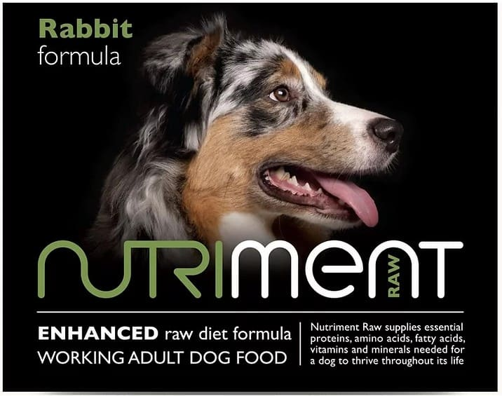 Nutriment Dog Food Enhanced variant
