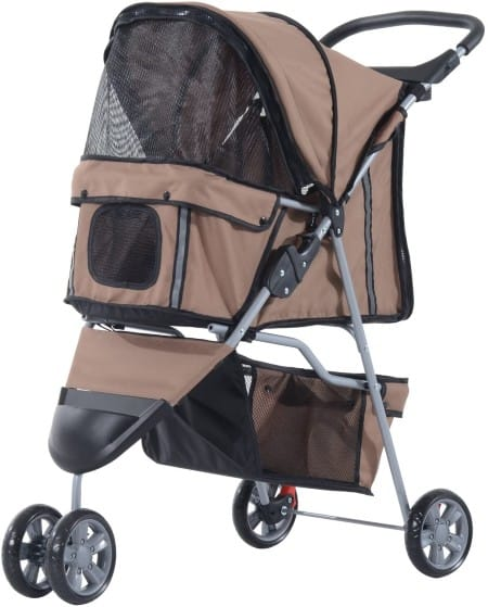 PawHut Pet Travel Stroller