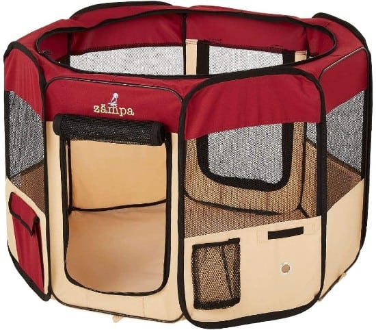 Pet 45 Playpen Foldable Portable