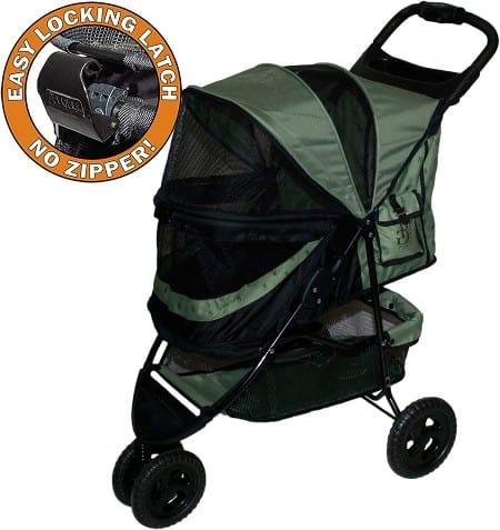 Pet Gear No-Zip Special Edition Stroller