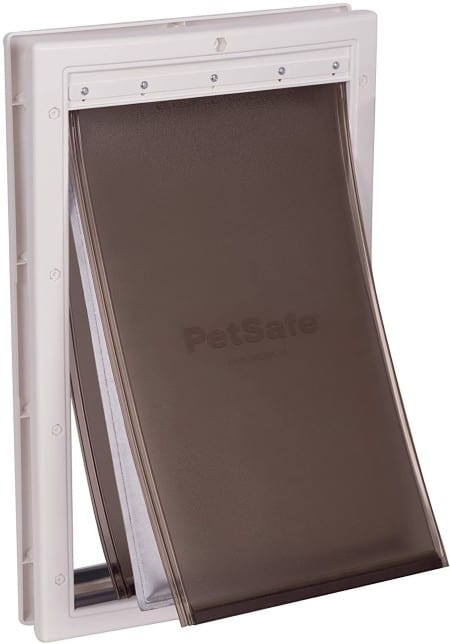 PetSafe Extreme Weather Pet Door Large, Easy Install, Insulating