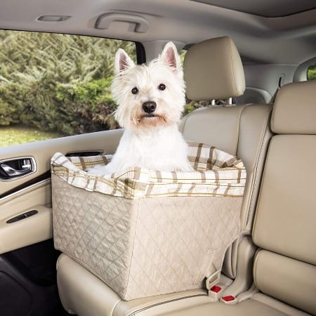PetSafe Solvit On Seat Car Booster for Dogs