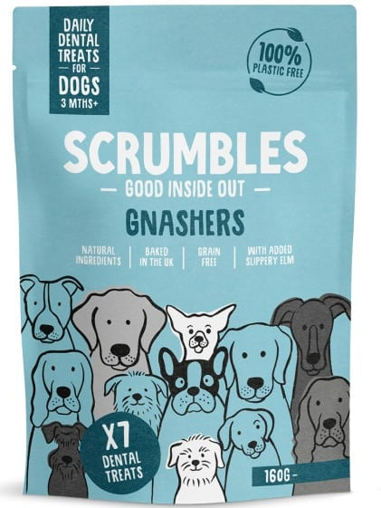 Scrumbles Dog Food Gnashers
