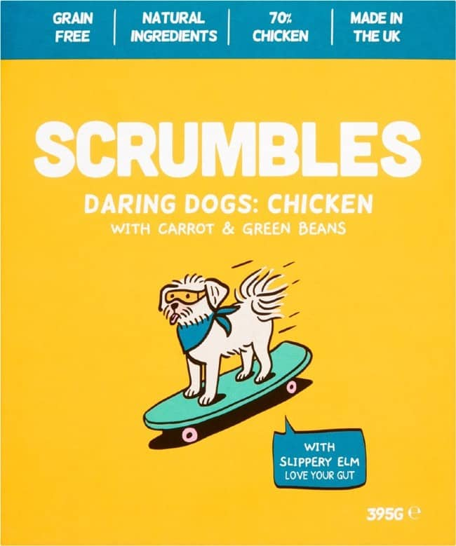 Scrumbles Dog Food Wet Food