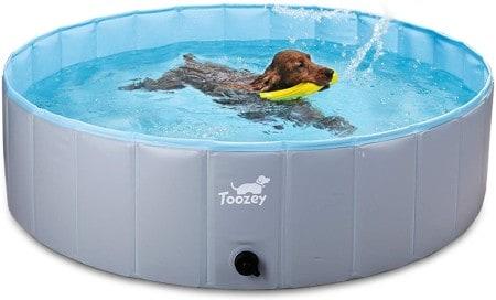 Toozey Dog Paddling Pool