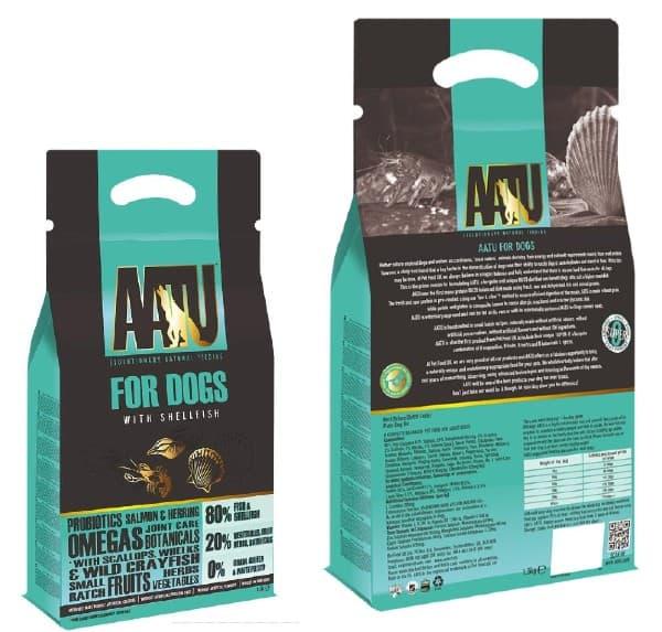 AATU dog food variant