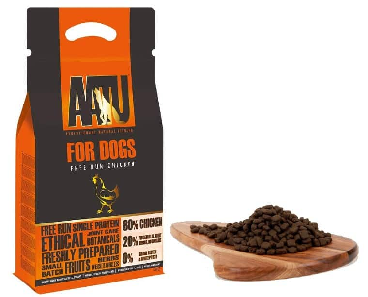 AATU dog food variant