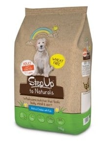 Step Up To Naturals Dry Adult Dog Food Light Chicken with Fish variant