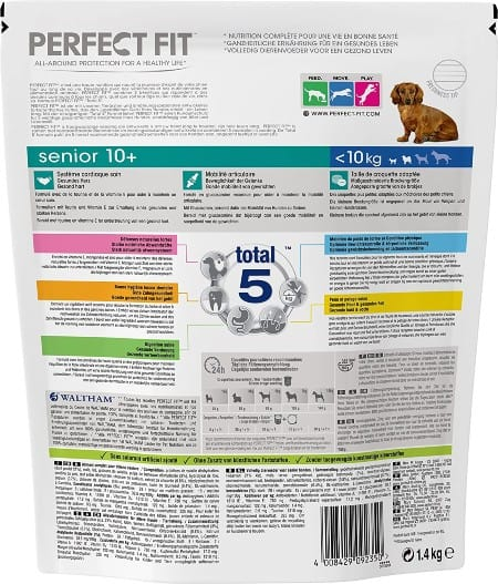 perfect fit dog food variant