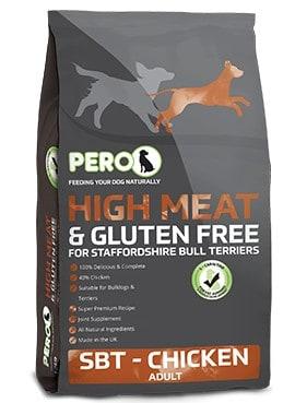 Pero Dog Food Chicken variant