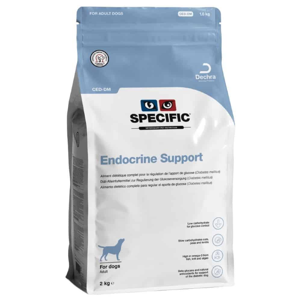 Specific Endocrine Support Dry Dog Food