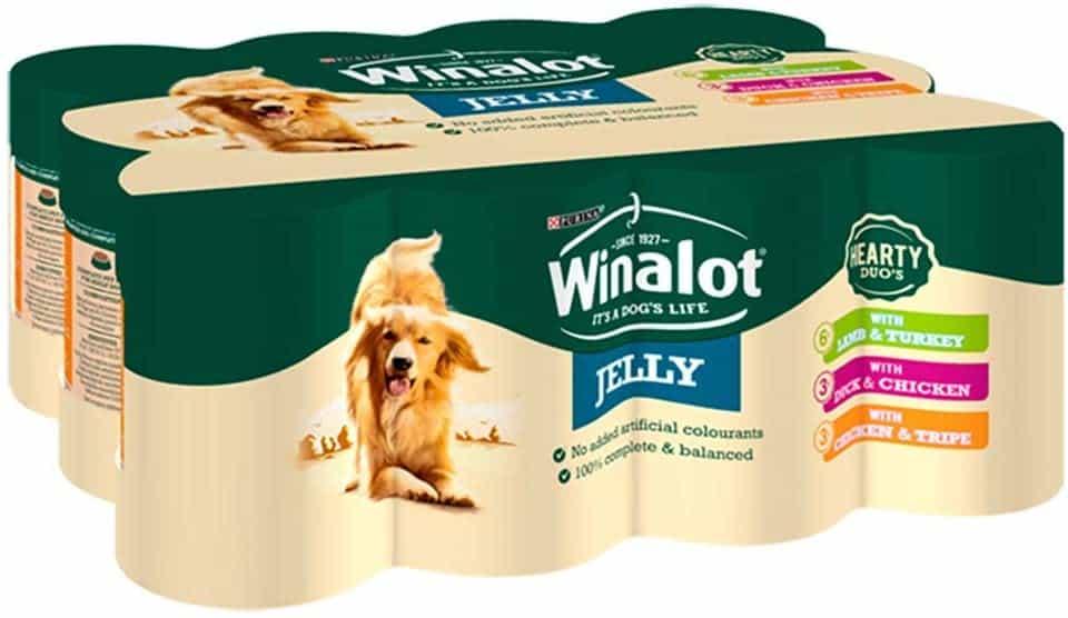 Winalot Hearty Duos In Jelly